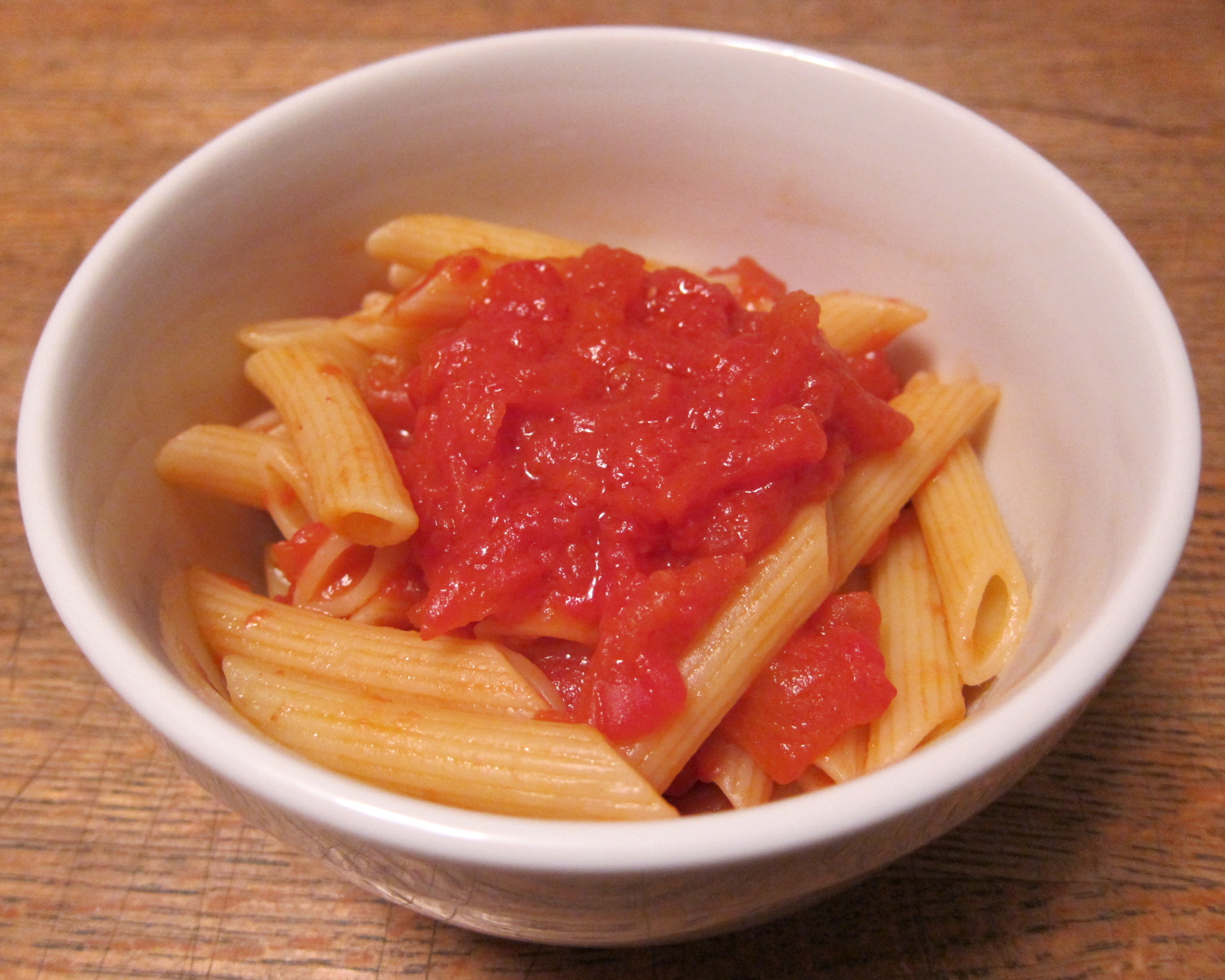 Tomato Sauce with Butter and Onion « taetopia